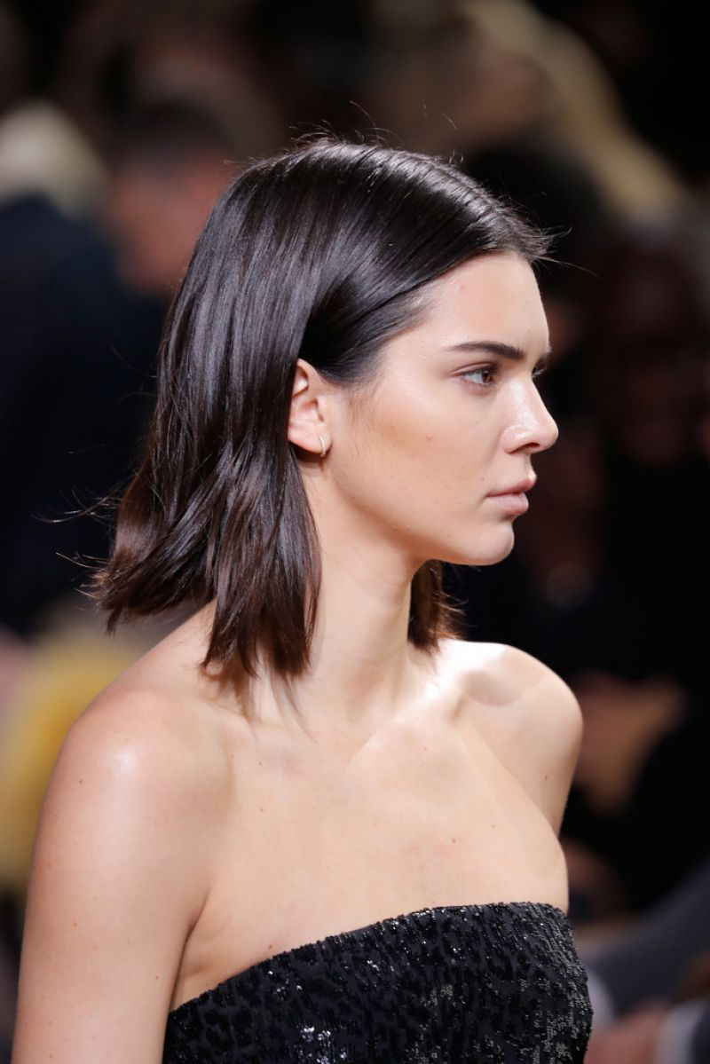 Kendall Jenner At Michael Kors Fashion Show In New York 02