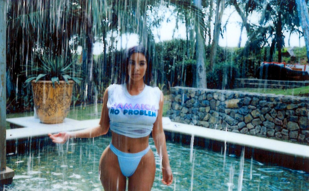 KIM KARDASHIAN for Wet and Wild