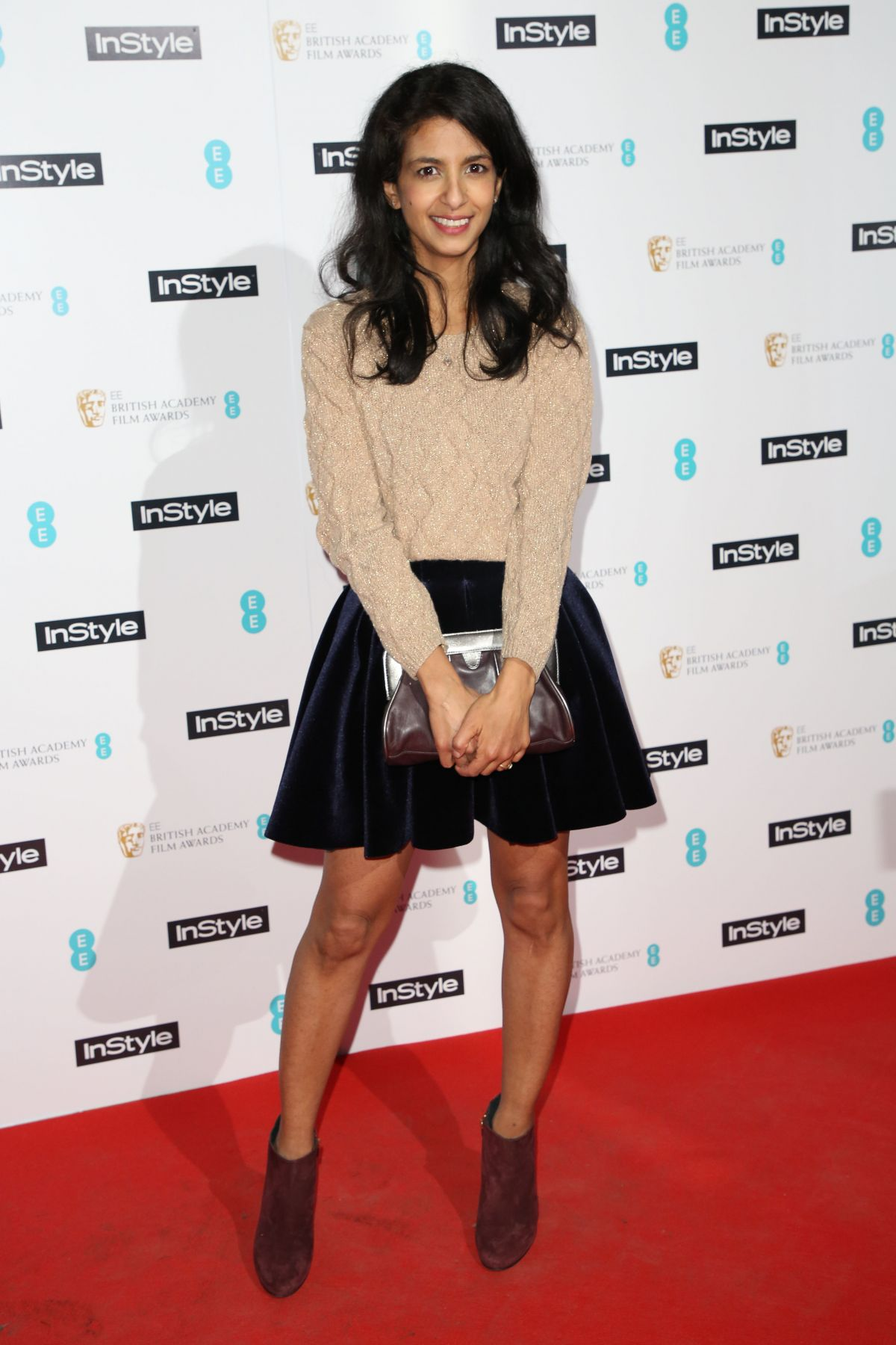 KONNIE HUG at Instyle EE Rising Star Party in London 02/01/2017