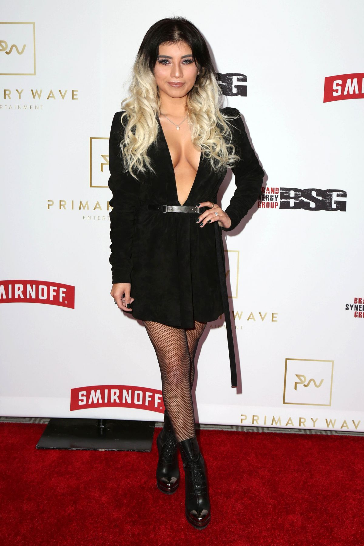 KRISTIN MALDONADO at Primary Wave 11th Annual Pre-Grammy Party in West Hollywood 02/11/2017