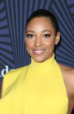 KYLIE BUNBURY at Bet's 2017 American Black Film Festival Honors Awards in Beverly Hills 02/17/2017