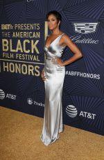 LETOYA LUCKETT at Bet's 2017 American Black Film Festival Honors Awards in Beverly Hills 02/17/2017