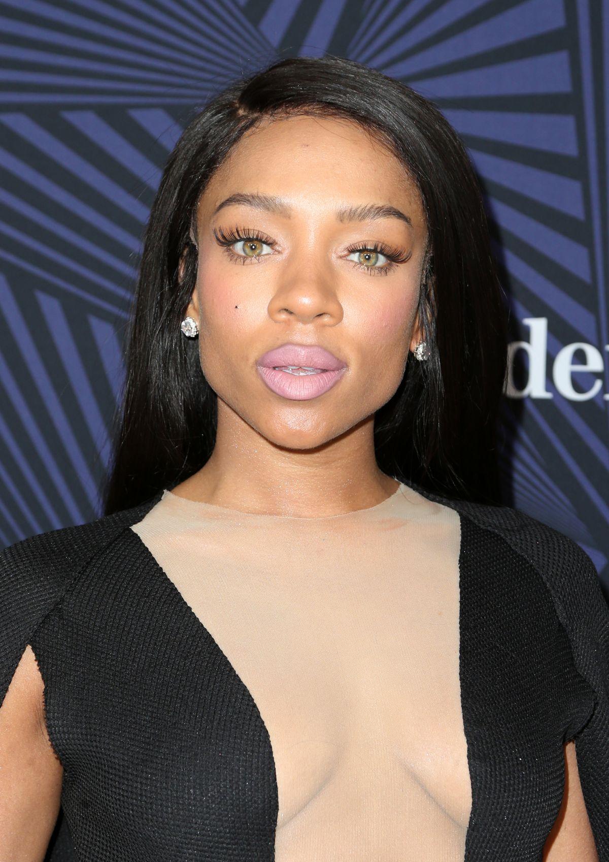 LIL' MAMA at Bet's 2017 American Black Film Festival ...