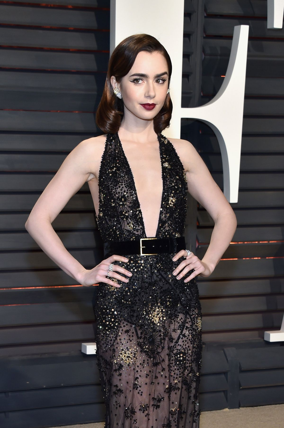Lily Collins Archives