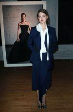 LINDSEY WIXSON at Zac Posen Fashion Show at New York Fashion Week 02/14/2017