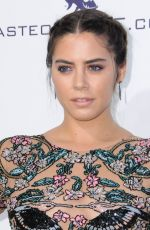 LORENZA IZZO at 25th Annual Elton John Aids Foundation's Oscar Viewing Party in Hollywood 02/26/2017