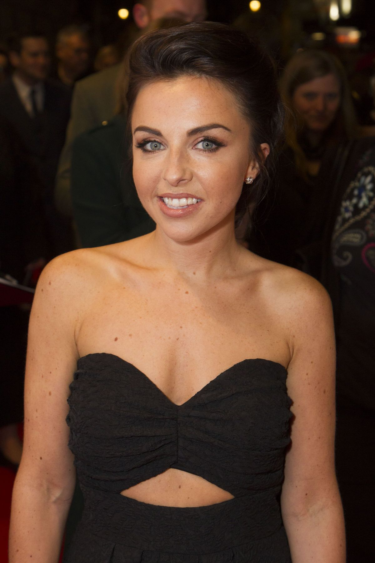 LOUISA LYTTON at 2017 WhatsOnStage Awards Concert in London 02/19/2017