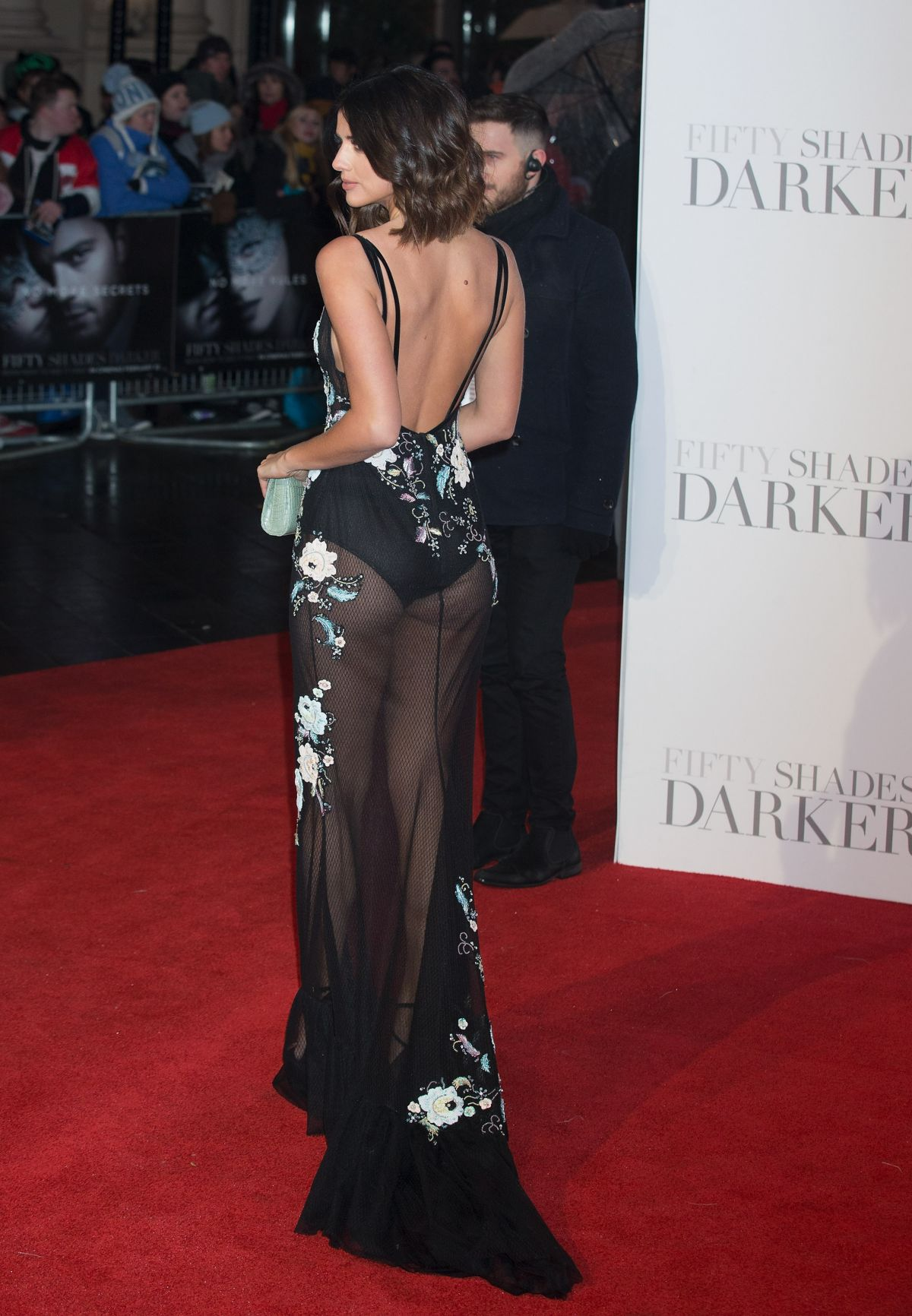 Lucy mecklenburgh fifty shades darker premiere at odeon leicester square in london 292019 - 2019 year