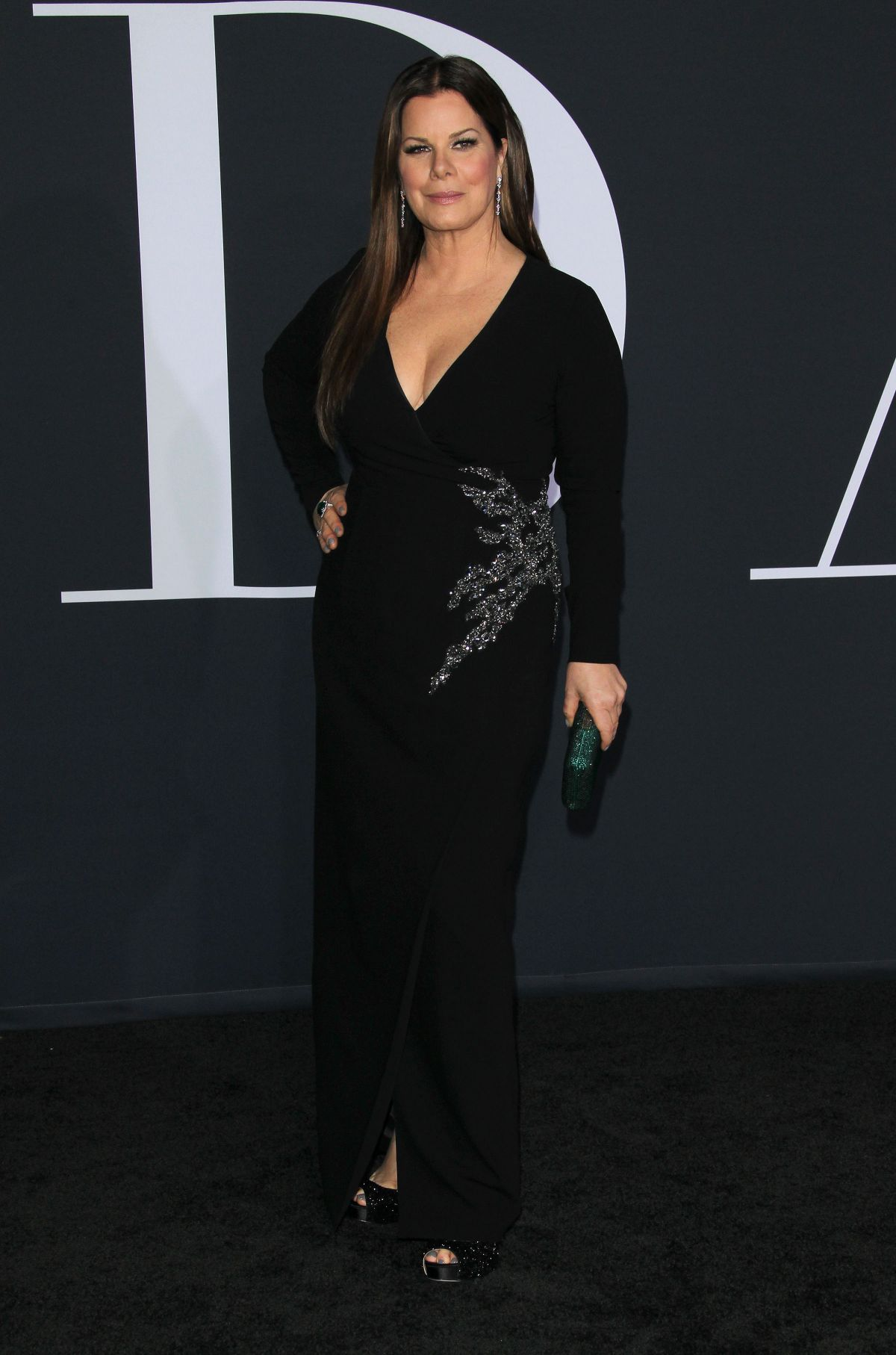 MARCIA GAY HARDEN at 'Fifty Shades Darker' Premiere in Los Angeles 02/02/2017
