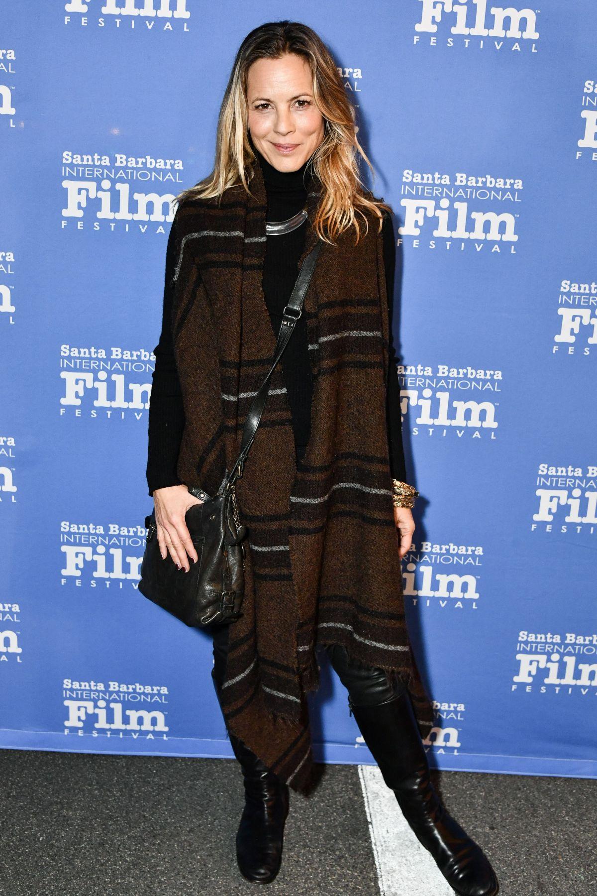 MARIA BELLO at Montecito Award at Santa Barbara International Film Festival 02/08/2017