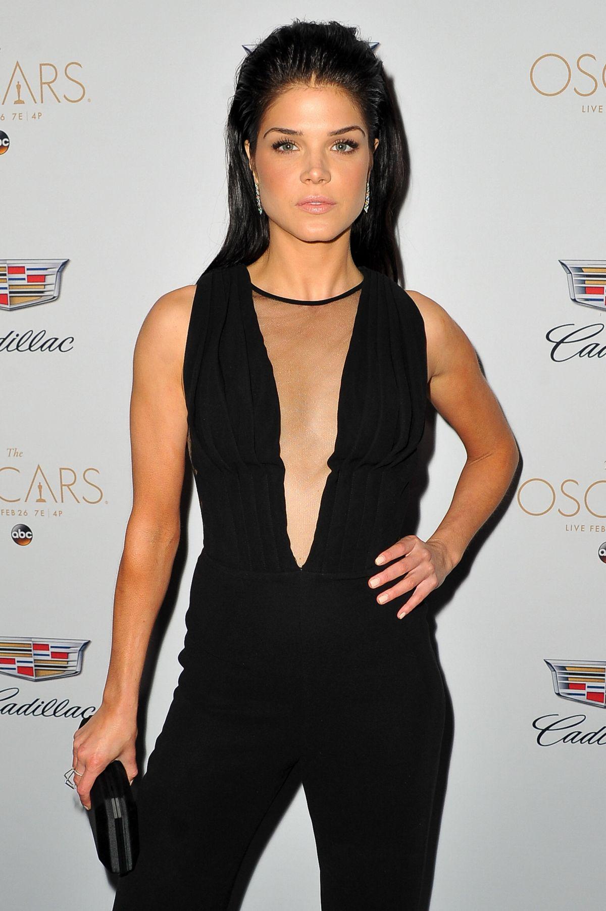 MARIE AVGEROPOULOS at Cadillac