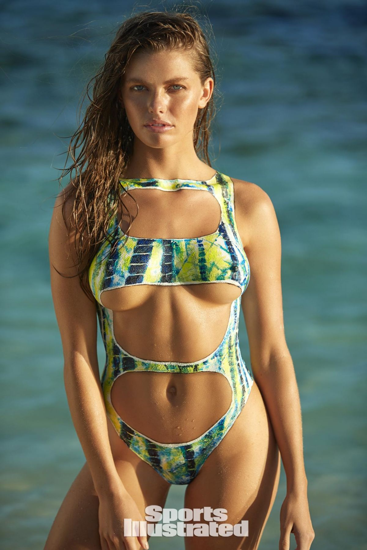 MCKENNA BERKLEY in SI Swimsuit Edition 2017