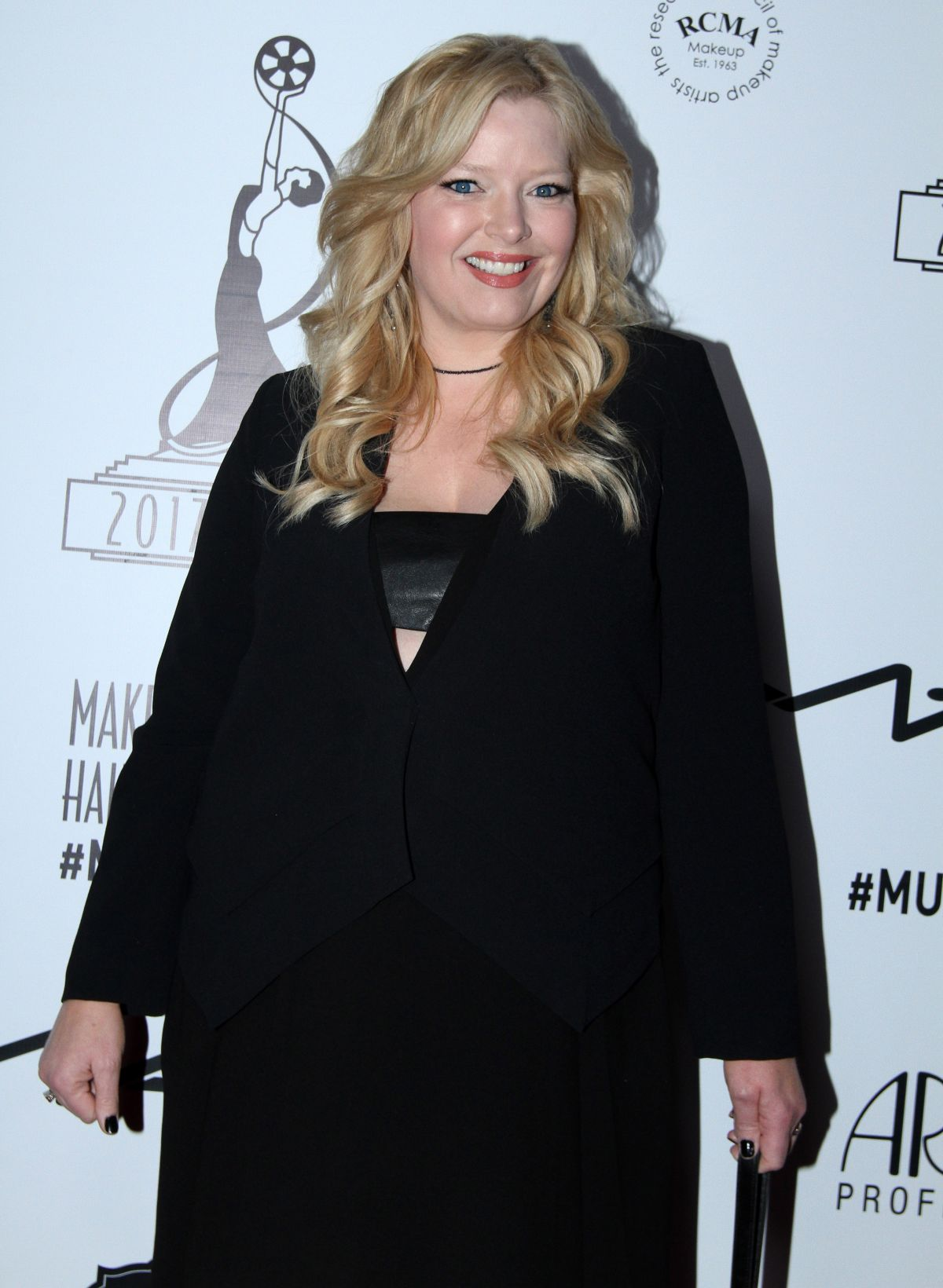 MELISSA PETERMAN at 2017 Make-Up Artist & Hair Stylists Guild Awards in Los Angeles 02/19/2017