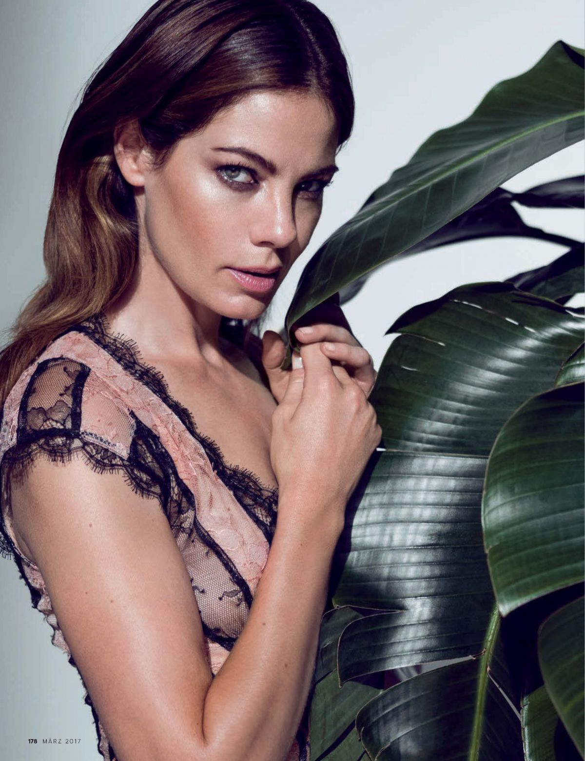 MICHELLE MONAGHAN in GQ Magazine, Germany March 2017