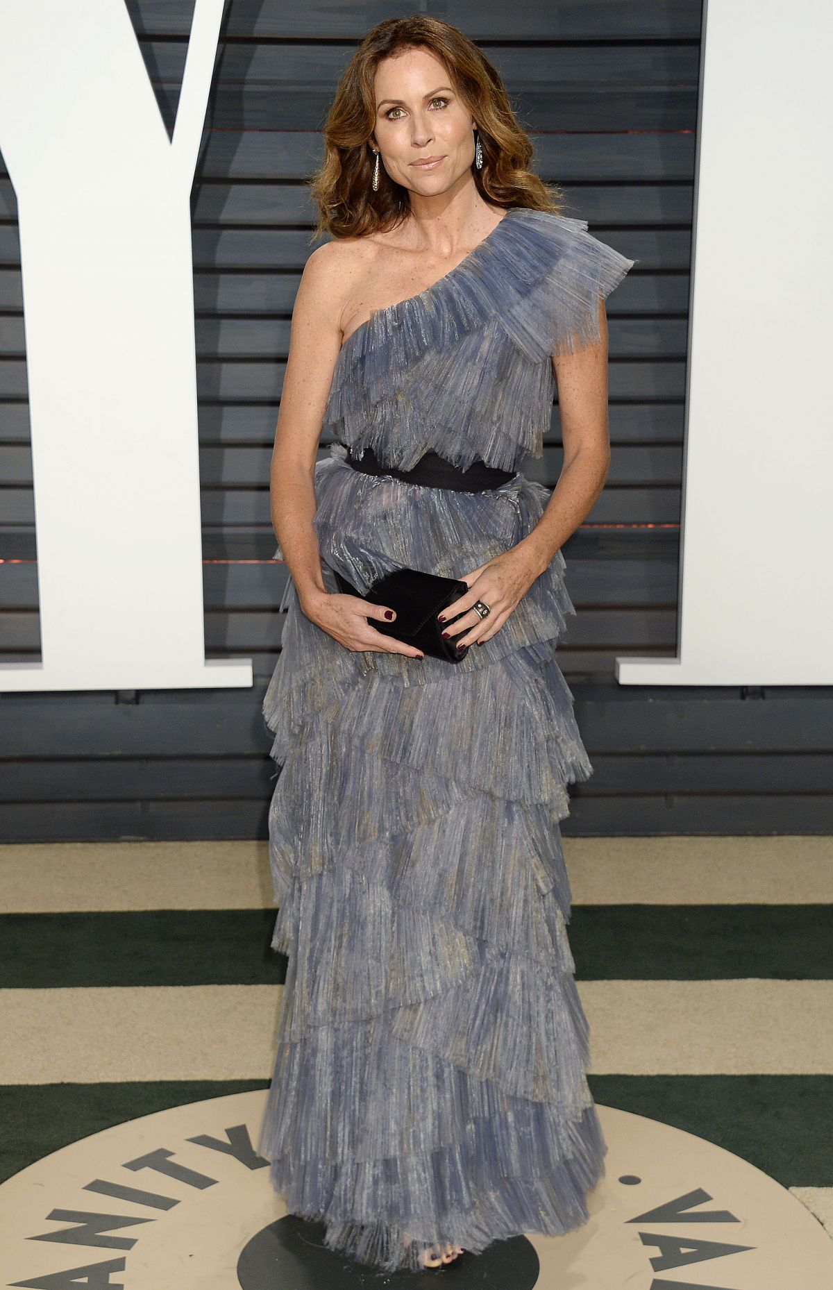 MINNIE DRIVER at 2017 Vanity Fair Oscar Party in Beverly Hills 02/26/2017