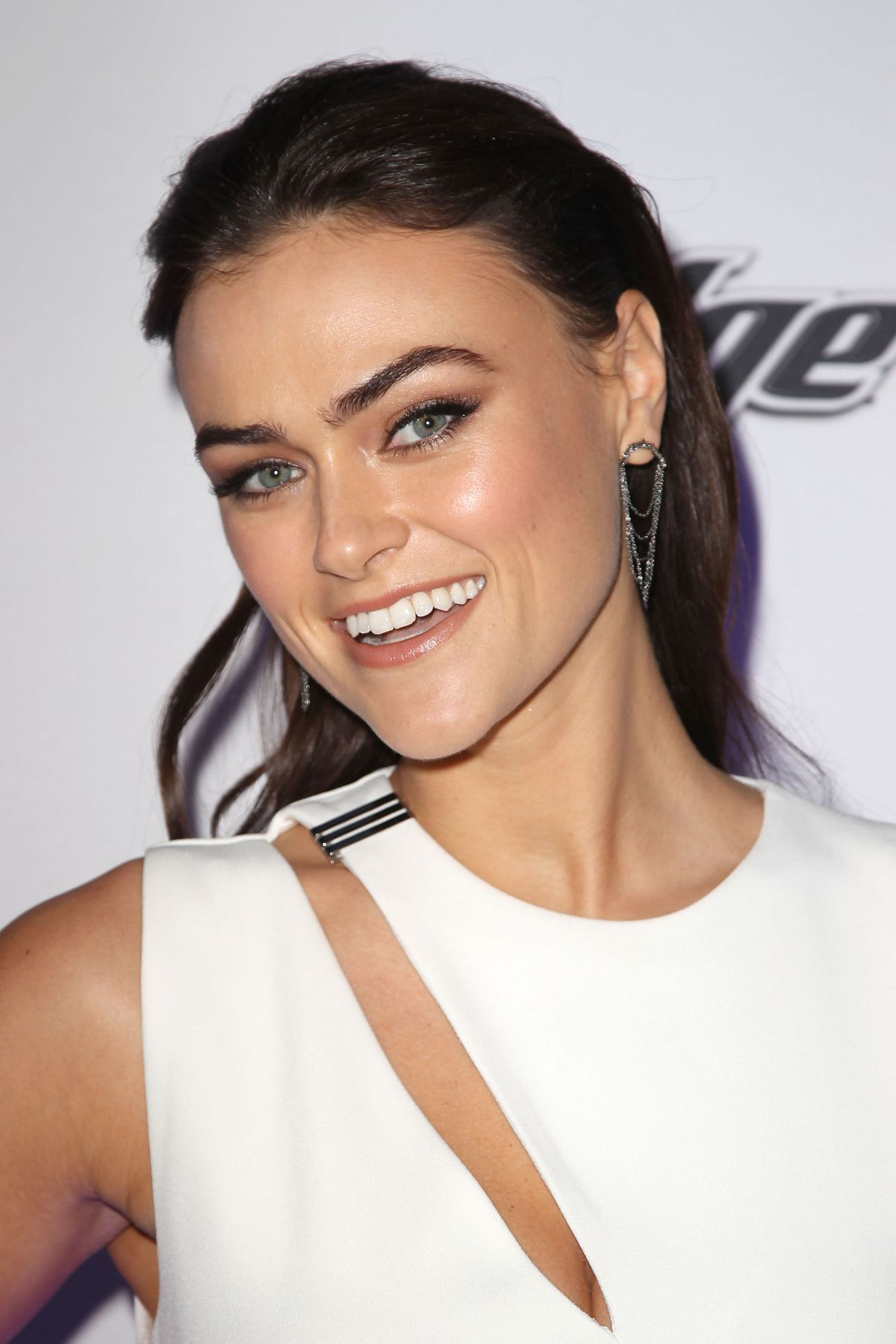 MYLA DALBESIO at Sports Illustrated Swimsuit Edition Launch in New York 02/16/2017