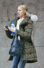 NAOMI WATTS Out and About in New York 02/04/2017
