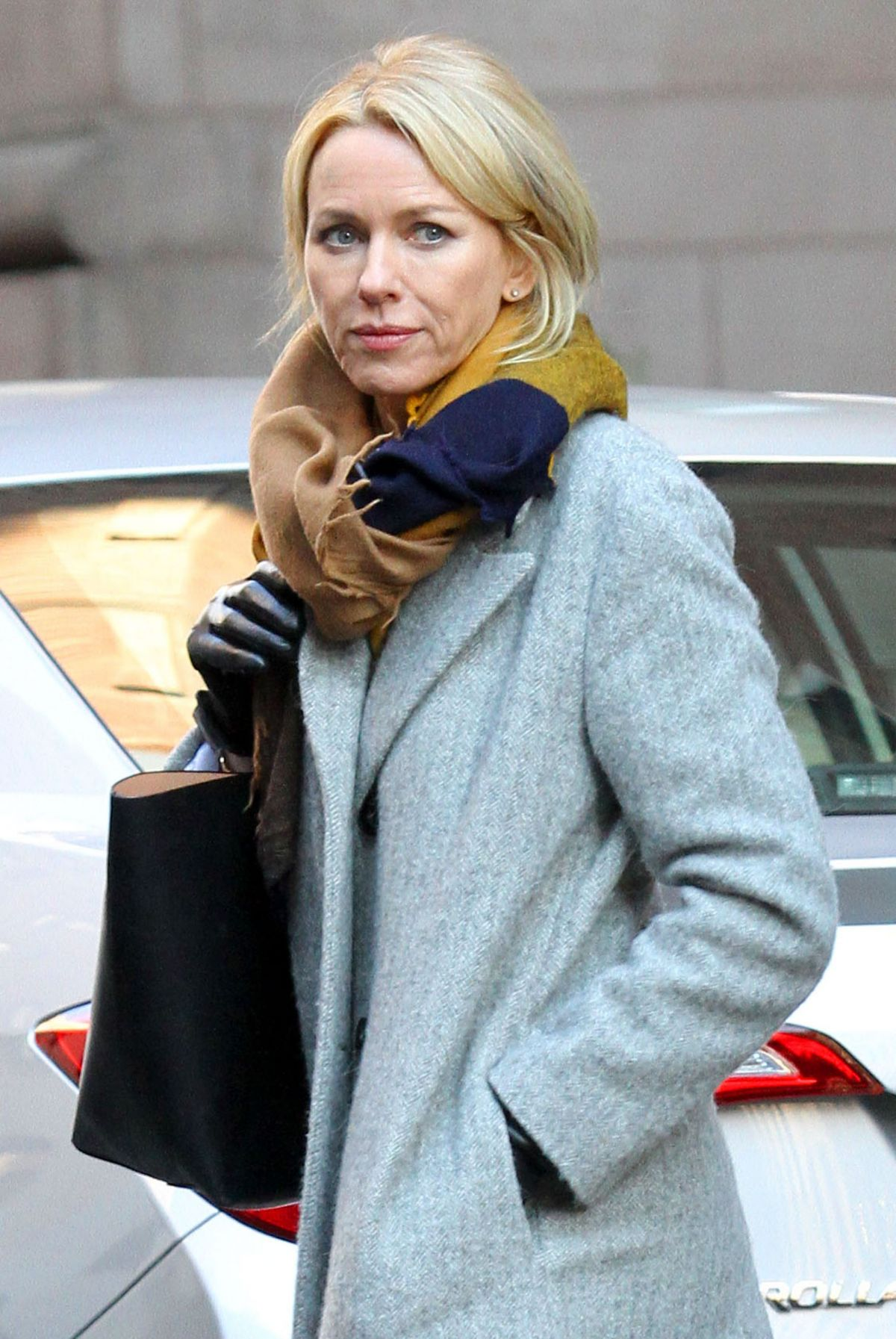 NAOMI WATTS Out in New...