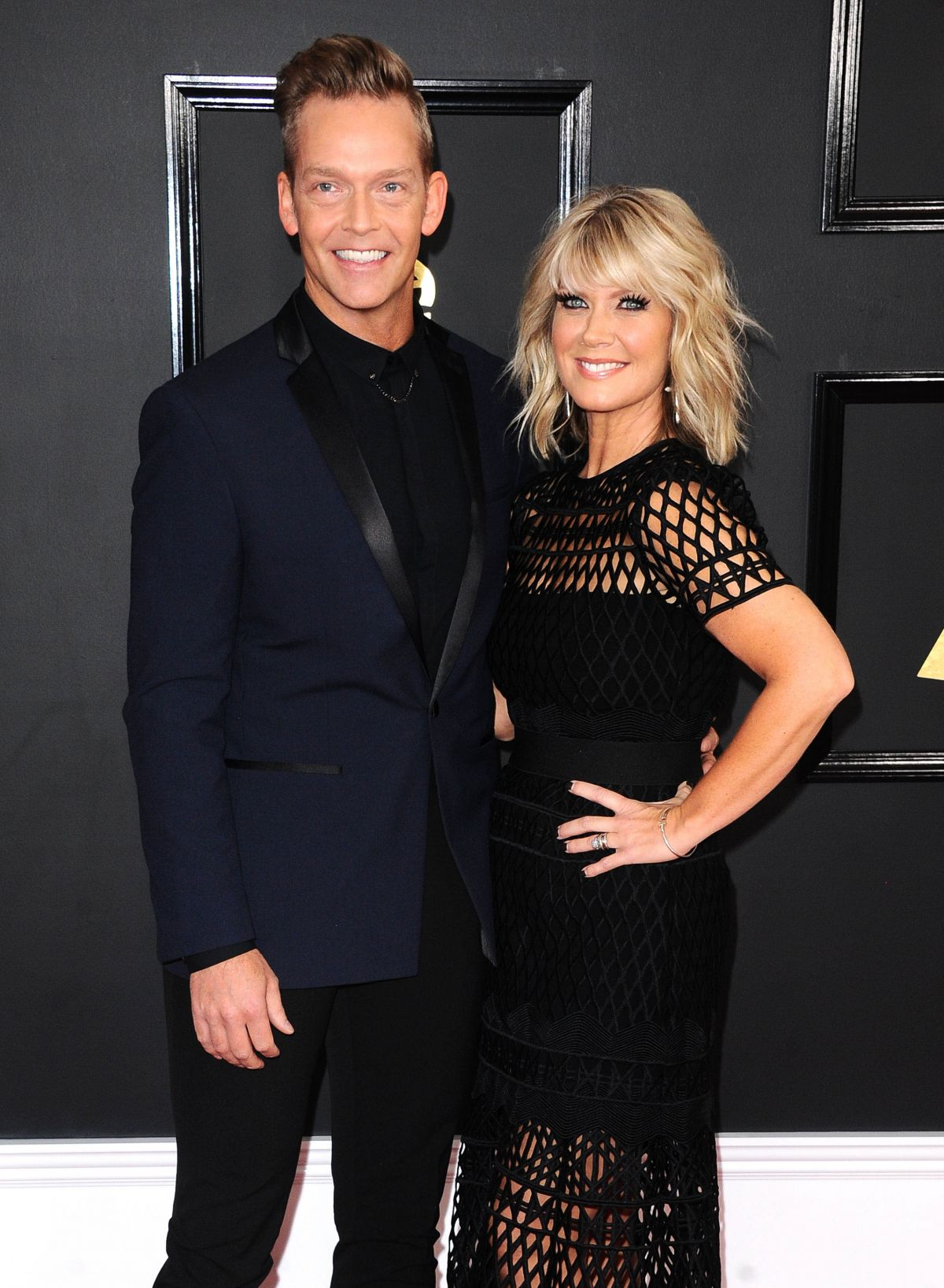 NATALIE GRANT at 59th Annual Grammy Awards in Los Angeles 02/12/2017