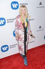 NATASHA BEDINGFIELD at Warner Music Group Grammy After Party in Los Angeles 02/12/2017