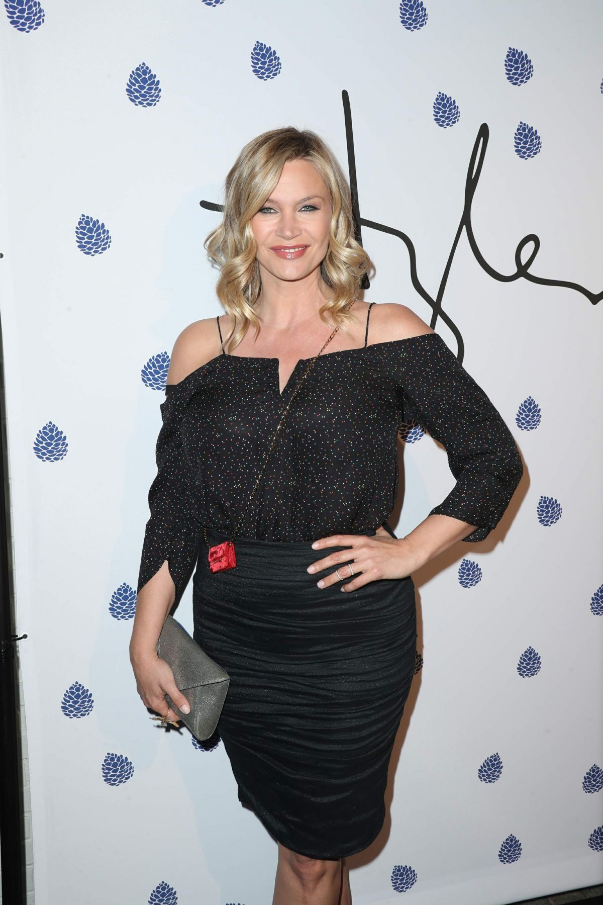 NATASHA HENSTRIDGE at Tyler Ellis' 5th Anniversary ...