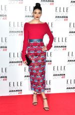 NEELAM GILL at Elle Style Awards 2017 in London 02/13/2017