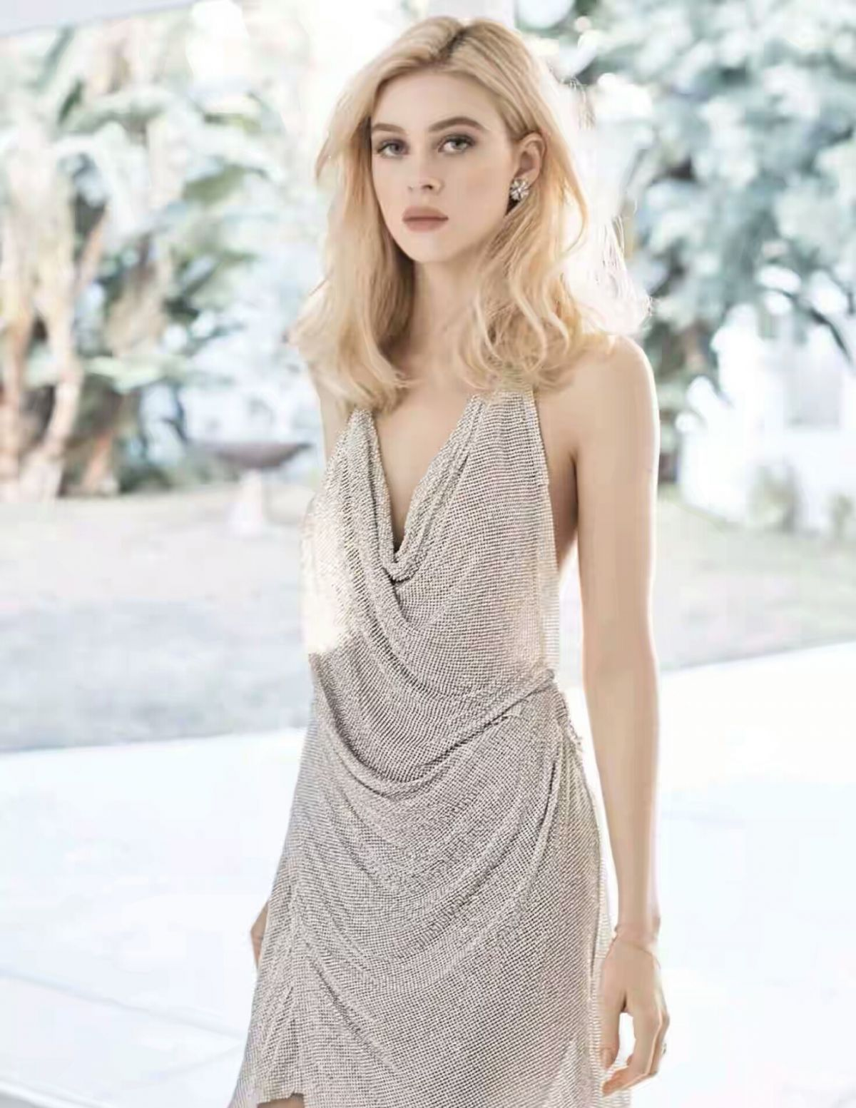 NICOLA PELTZ in Vogue Magazine, Spain February 2017 Issue ...