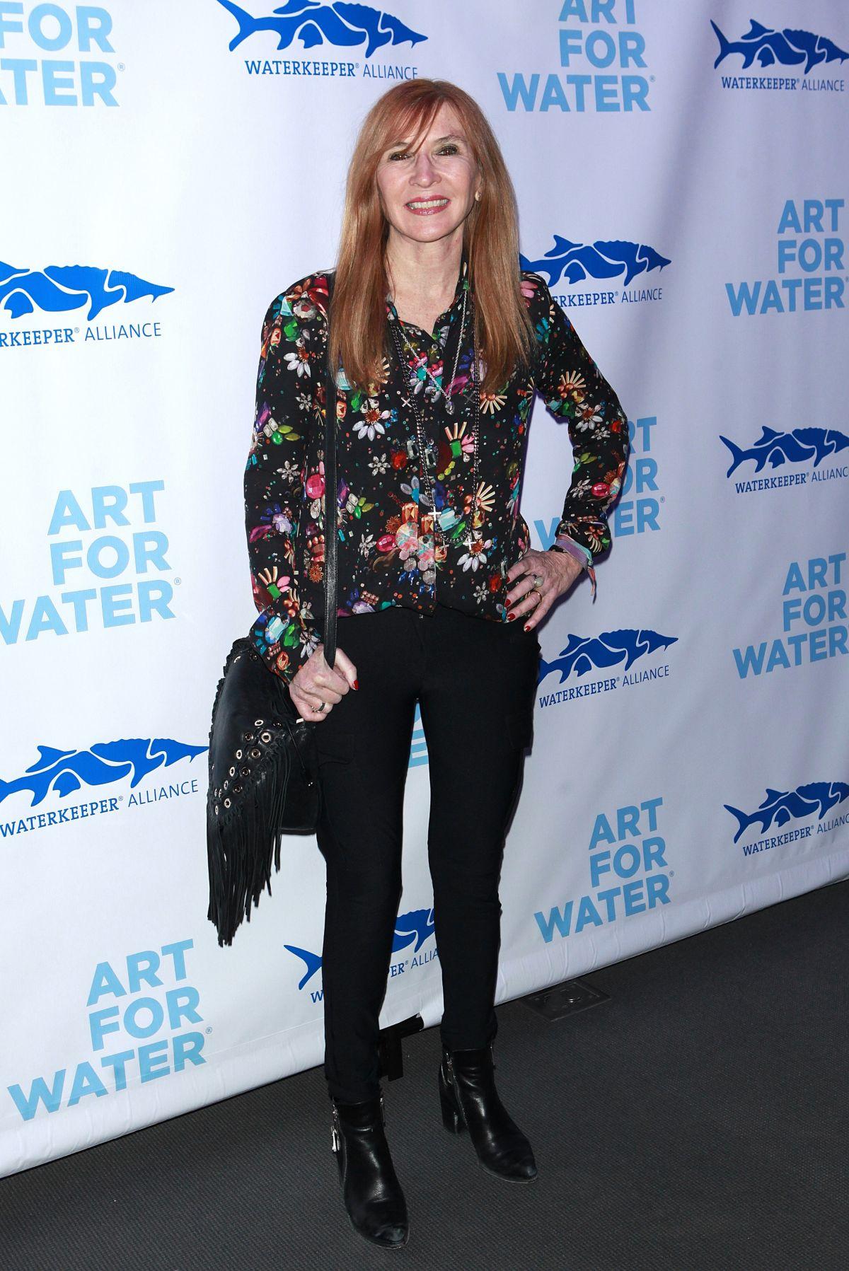 NICOLE MILLER at Art for Water Benefiring Waterkeeper ...