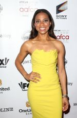NISCHELLE TURNER at 8th Annual AAFCA Awards in Los Angeles 02/08/2017