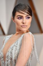 OLIVIA CULPO at 89th Annual Academy Awards in Hollywood 02/26/2017