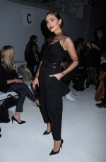 OLIVIA CULPO at Noon by Noor Fall 2017 Fashion Show in New York 02/08/2017