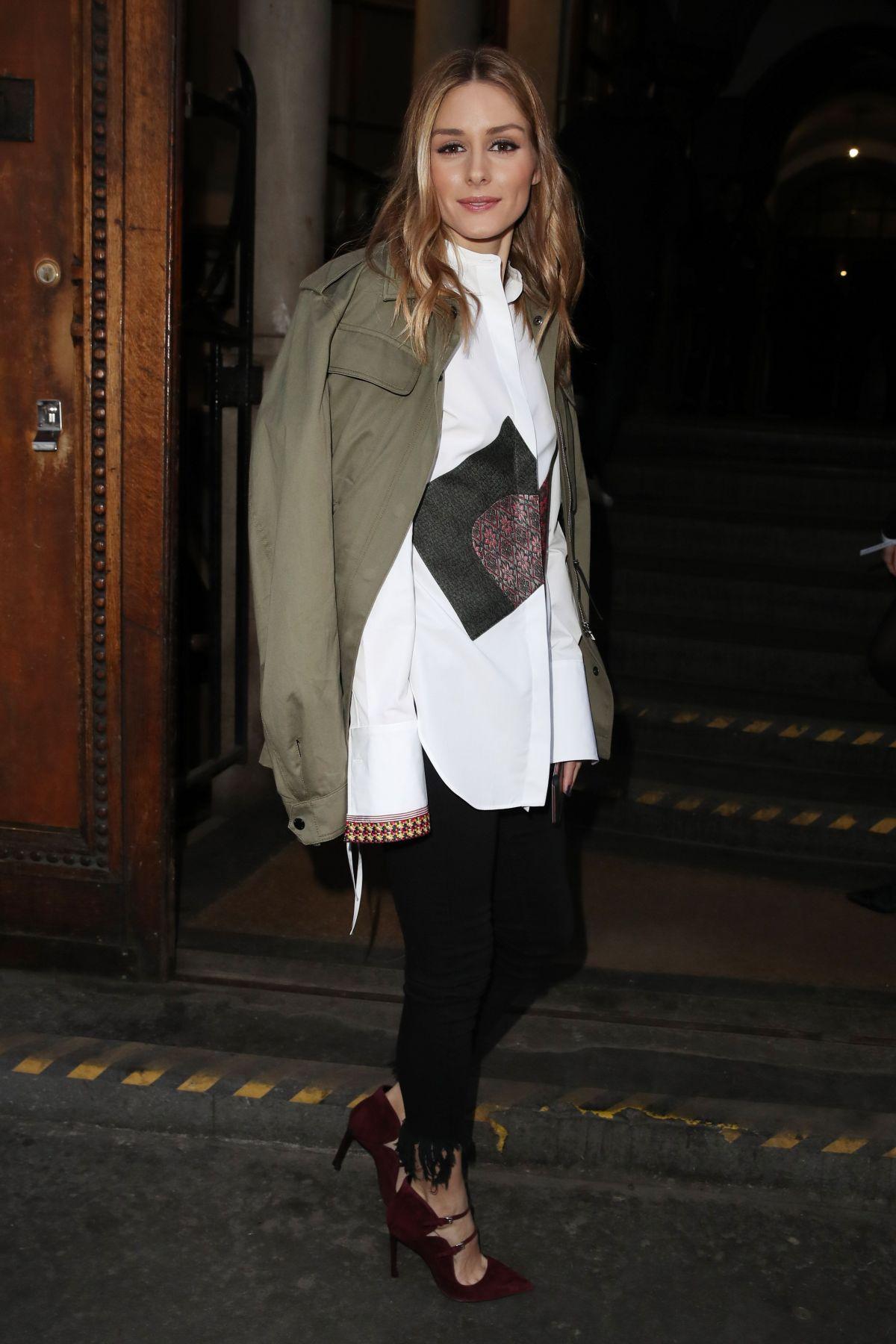Olivia palermo london fashion week 91