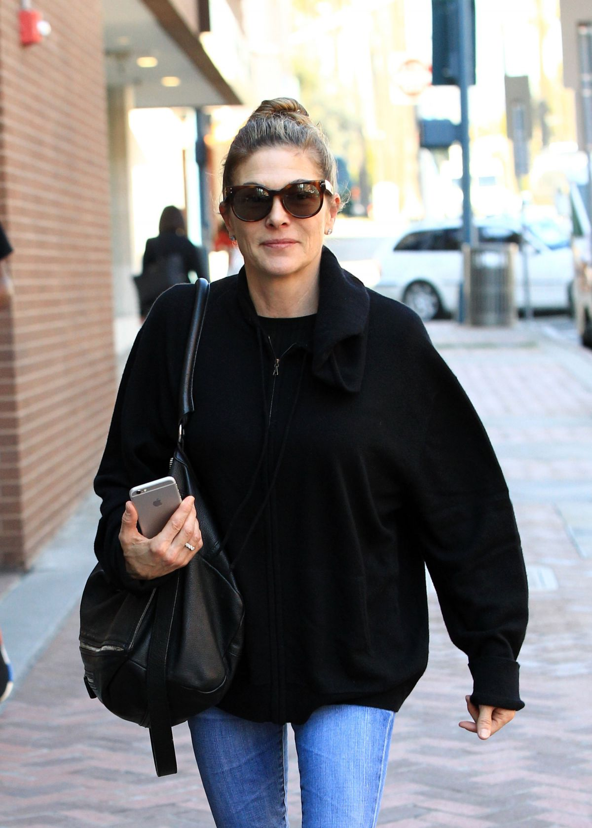 PAIGE TURCO Out and About in Los Angeles 01/31/2017