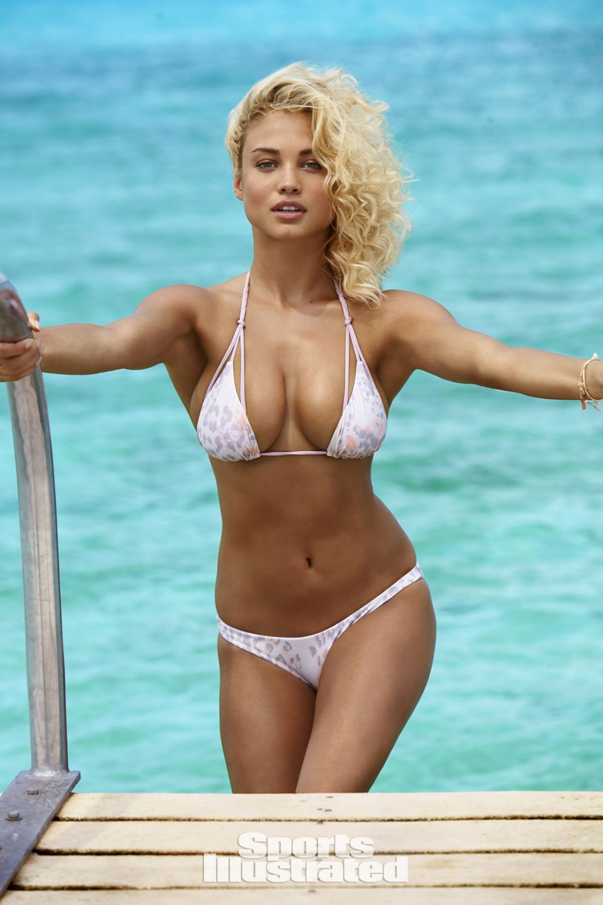 ROSE BERTRAM in SI Swimsuit Edition 2017