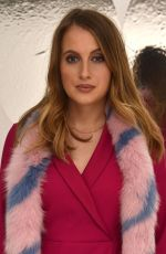ROSIE FOTESCUE at Charlotte Simone Fashion Show in London 02/17/2017