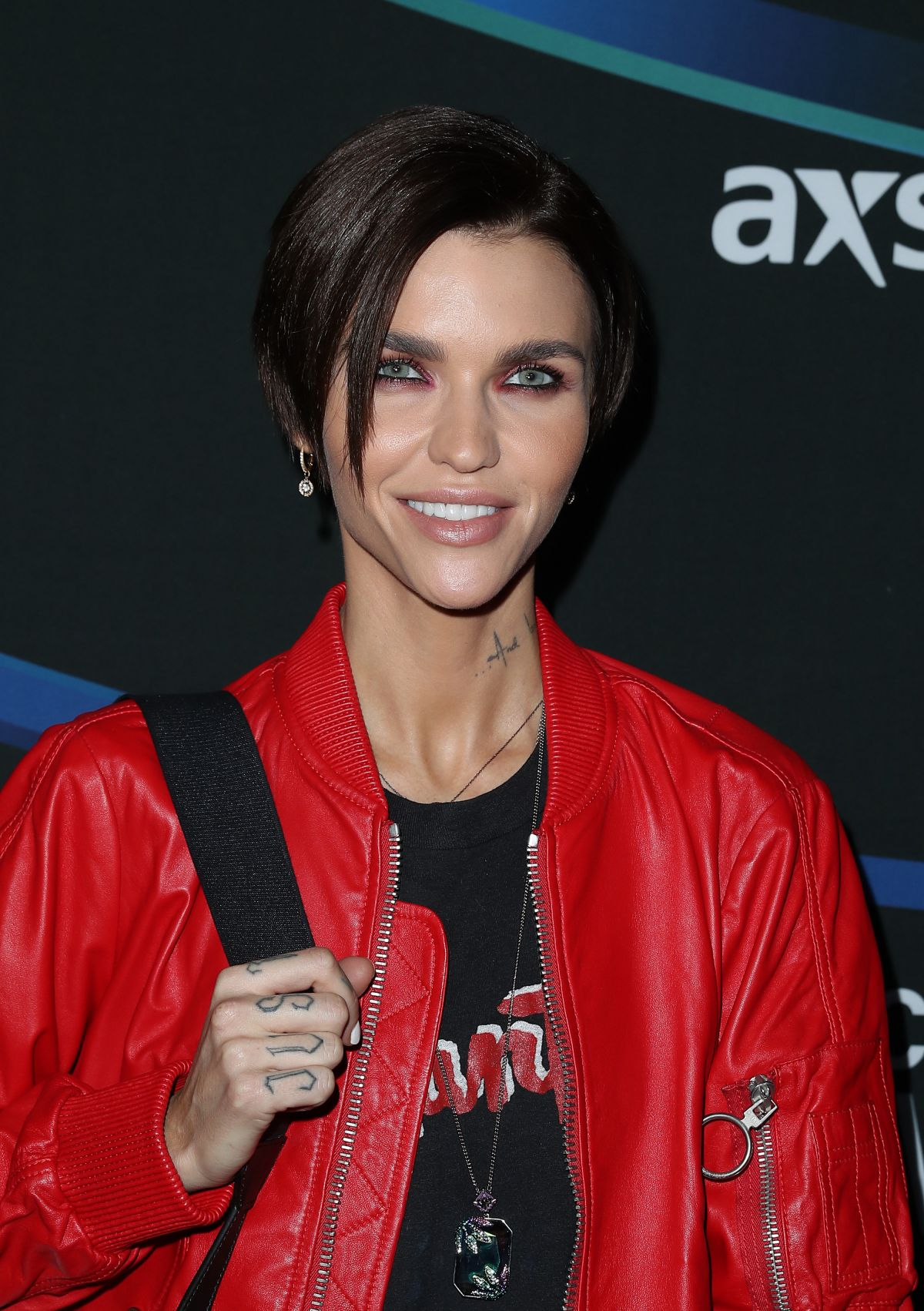 Ruby Rose At 2017 Directv Now Super Saturday Night Concert