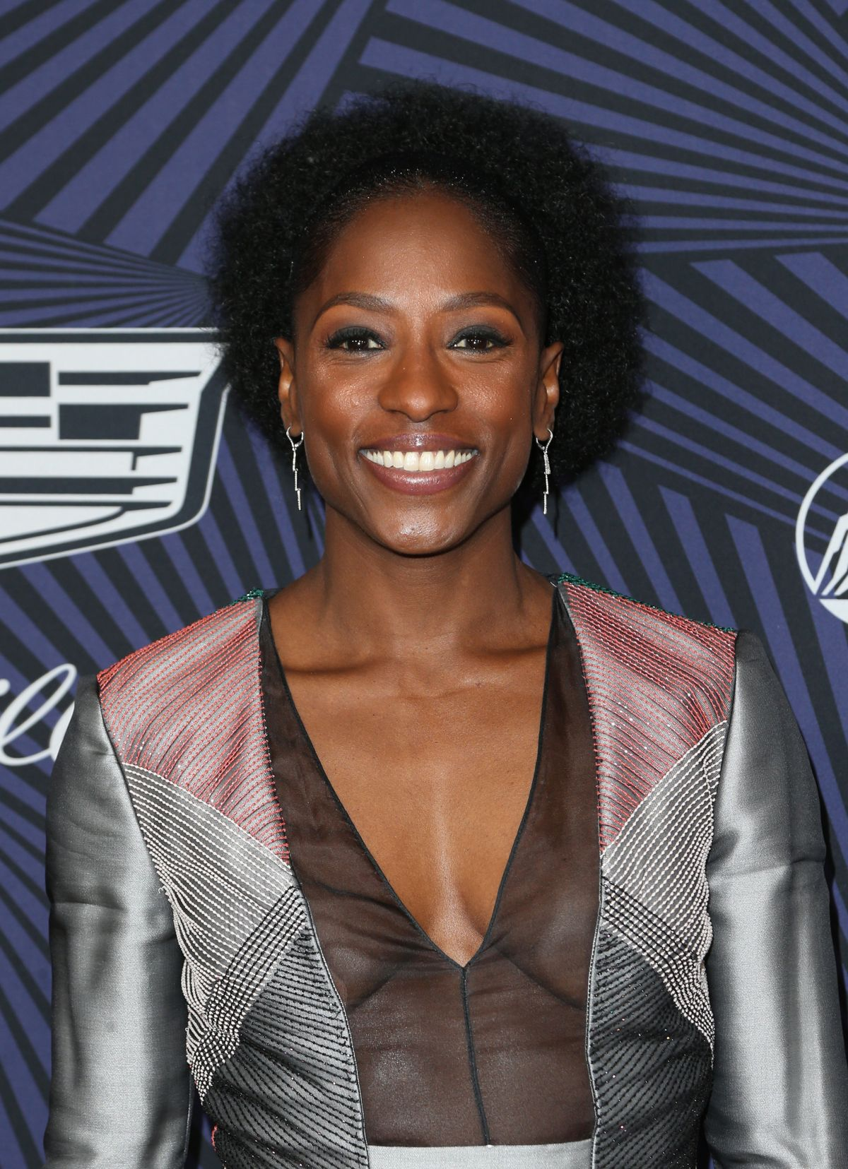 RUTINA WESLEY at Bet's 2017 American Black Film Festival Honors Awards in Beverly Hills 02/17/2017