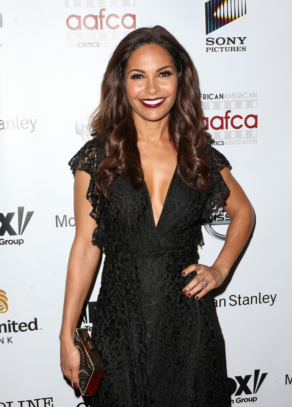 SALLI RICHARDSON at 8th Annual AAFCA Awards in Los Angeles 02/08/2017