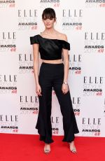 SAM ROLLINSON at Elle Style Awards 2017 in London 02/13/2017