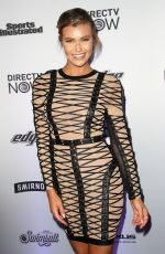 SAMANTHA HOOPES at Sports Illustrated Swimsuit Edition Launch in New York 02/16/2017