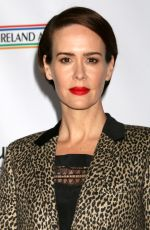 sarah paulson at 12th annual oscar wilde awards in santa monica 02 23 2017   hawtcelebs   hawtcelebs