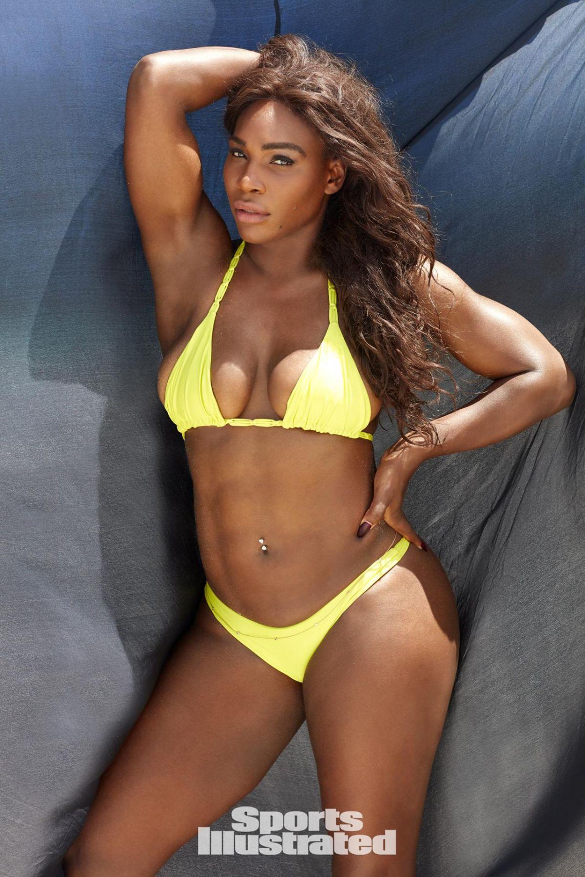 Serena williams sport illustrated swimsuit 2017 2