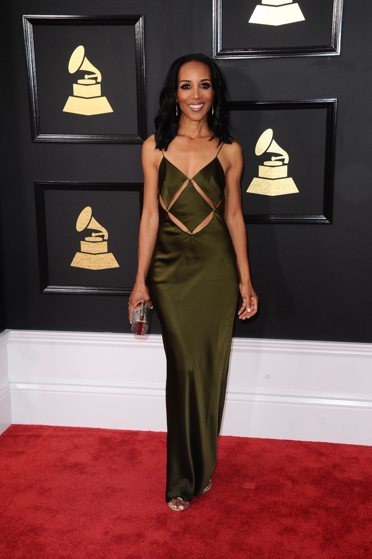SHAUN ROBINSON at 59th Annual Grammy Awards in Los Angeles 02/12/2017