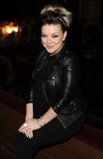 SHERIDAN SMITH at Palace Theatre in Manchester 02/17/2017