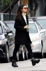 SLENA GOMEZ Out and About in Los Angles 02/21/2017