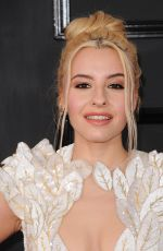 SOPHIE BEEM at 59th Annual Grammy Awards in Los Angeles 02/12/2017