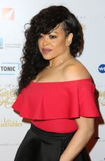 STACY FRANCIS at 2017 WhatsOnStage Awards Concert in London 02/19/2017