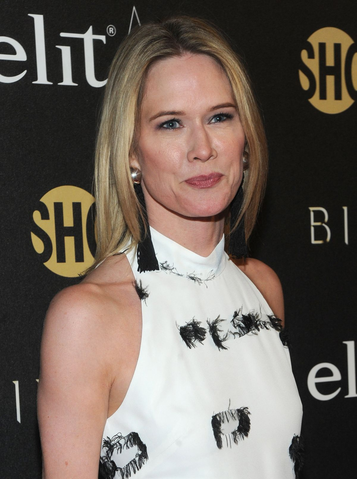 STEPHANIE MARCH at 'Billions' Season 2 Premiere in New York 02/13/2017
