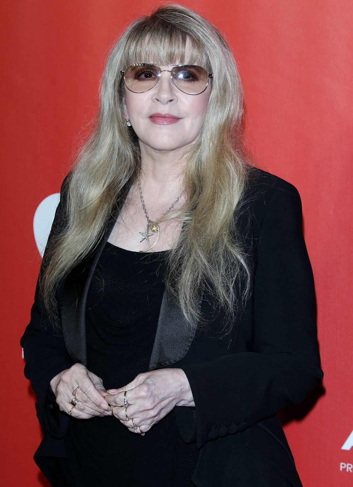 STEVIE NICKS at 59th Grammy Awards: MusiCares Person of the Year Honoring Tom Petty 02/10/2017