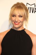 TONI COLLETTE at 25th Annual Elton John Aids Foundation's Oscar Viewing Party in Hollywood 02/26/2017